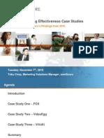 ComScore Video Ad Effectiveness 2010