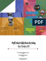 Profil Ind. Besar Sedang Kota Tarakan 2007