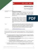 Orientação 009A-2020 - COVID-19 - FASE DE MITIGAÇÃO - Procedimentos para ERPI, UCCI, RNCCI e outras - atualizada a 21.11.2020