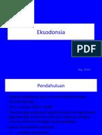Eksodonsia