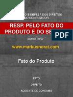 006 - RESPONSABILIDADE PELO FATO DO PRODUTO E DO SERVIÇO