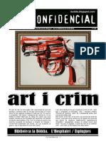 LH Confidencial 134. Art i crim