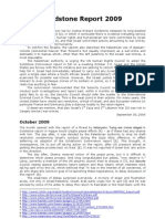 Goldstone Report 2009