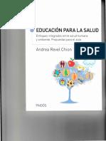 Revel Chion Andrea 2015 Educación Para La Salud.paidos JR 2018