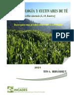 Ecofisiologia y Cultivares de Te Para Publicar
