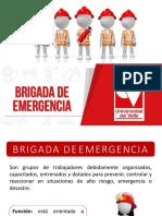 3. Brigada de Emergencia