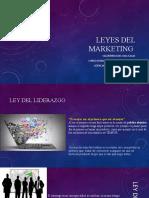 LEYES DEL MARKETING -VALENTINO LUIS SOSA SALAS