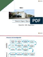 TEMA 03 TEMAS DE INVESTIGACION ETAPAS Y TIPOS DE INVESTIGACION - 2021-01