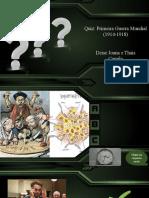 Jogo - Quiz 9 Ano - Primeira Guerra