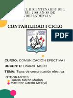 Tecnicas de Comunicacion Mm