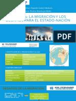 ppt historia desafio de la migracion
