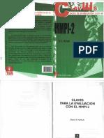 Claves Para La Evaluacion Con El MMPI-2_ D.S. Nichols