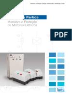 WEG Chaves de Partida 902 Catalogo Portugues Br