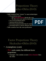 H-O Theory