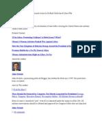 22-03-11 Kucinich Proposes Congressional Action to Defund Undeclared Libya War