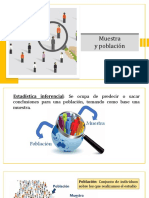 Muestra y Población