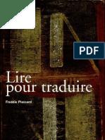 Lire pour traduire 2 De Freddie Plassard
