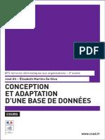 Conception Et Adapation Bd Merise2