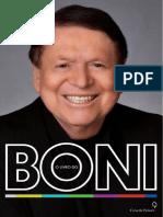 O Livro Do Boni - José Bonifácio de Oliveira Sobrinho - - Up Djlei