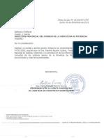 Consultas Por Jueces de Pichincha Circular n 20-2019-P-cpjp