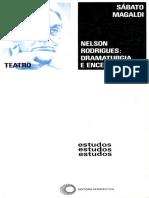 Sábato Magaldi - Nelson Rodrigues, Dramaturgia e Encenações