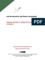 Red de Becarios Santander