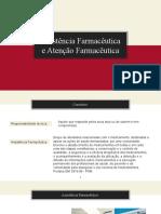 Assistência Farmacêutica e Atenção Farmacêutica