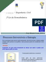 07. 2ª Lei Da Termodinâmica_Resumo_RFC