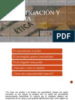 ETICA plataforma