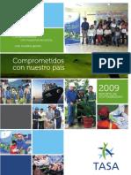 Reporte_de_Sostenibilidad_2009-TASA_v.Español_BAJA