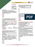 10 QUÍMICA  PRÁCTICA  05 CEPRUNSA 2022 I FASE