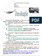 Invitatie eveniment educational-2011