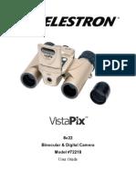 Celestron binoc-camera manual