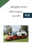 Vehiculo Citroen 2cv Reformas