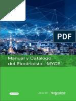 Manual y Catalogo Del Electricista (Myce) 2020