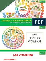 SEMANA 03 - FARM3 - VITAMINAS Y SUPLEMENTOS (1)