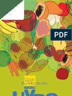 Livro de Receitas - para evitar desperdicios - Mesa Brasil SESC