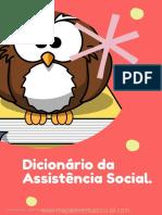Dicionario Da Assistencia Social 1