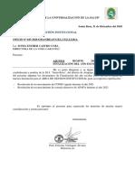 Resoluciones de Reconocimiento i.e.i. Santa Rosa