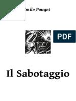 A4 Opuscolo Il Sabotaggio