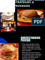 Manajemen Pemasaran_pricing Strategy