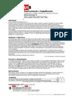 OA12 2010-2011-UT8-AM Representação Simplificação