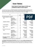 1996 CFFR Report