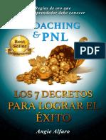 00658 - COACHING & P.N.L. Los 7 decretos para lograr el éxito - Angie Alfaro (1)