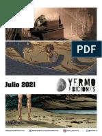 Novedades Yermo julio 2021