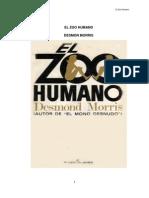 Desmond Morris - El Zoo Humano
