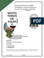 Santo Tomas de Aquino-PPB