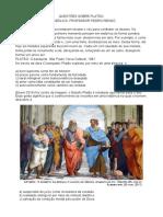 Questões sobre Platão