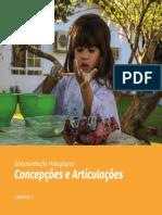 Documentação Pedagógica - FOCHI caderno1
