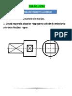 FISA de LUCRU - Simboluri Folosite La Cotare